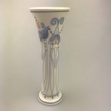 【ビンテージ】オランダ製Royal Goedewaagen(ロイヤルグーデワーゲン)*Amataシリーズの花瓶/フラワーベース
