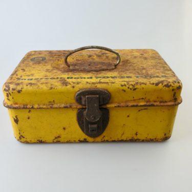 【ビンテージ】アメリカ Ingersoll-Rand(インガソールランド)ツールボックス/工具箱