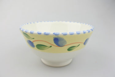 イタリア製Ceramica Quadrifoglio Pier1オリジナル Palermo*シリアルボウル_B